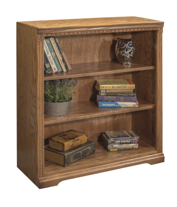 scottsdale bookcase oak