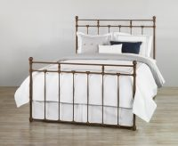 Wesley Allen Iron Bed Sena