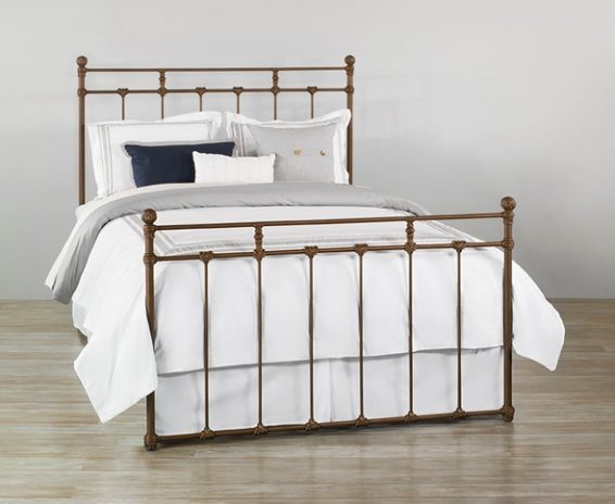 Wesley Allen Iron Bed Sena Johnson Furniture Mattress