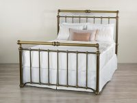 Wesley Allen Iron Bed Sheffield