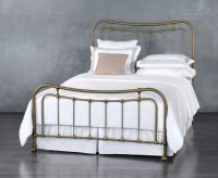 Wesley Allen Iron Bed Sherman