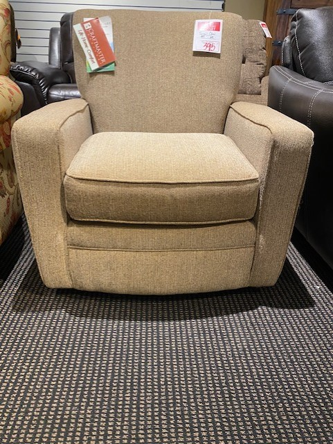 Craftmaster Swivel Chair