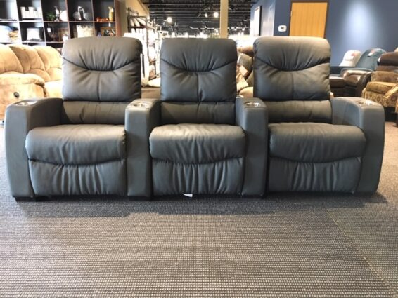 Clearance palliser theatre seats