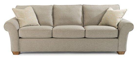 flexsteel vail sofa