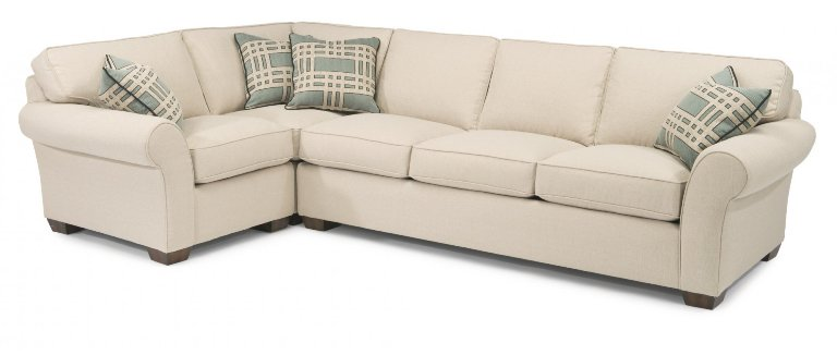 vail sectional cream