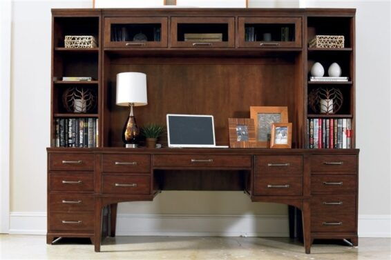 Hooker Furniture Wall Unit Desk