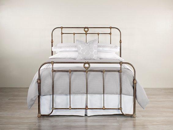 Wesley Allen Iron Bed Wellington