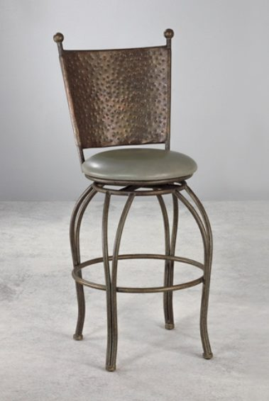 Wesley Allen Bar Stool Woodland